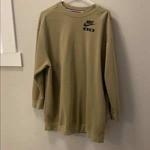 Nike AIR long sweatshirt
